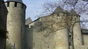 Carcassone Castle, 614 x 346