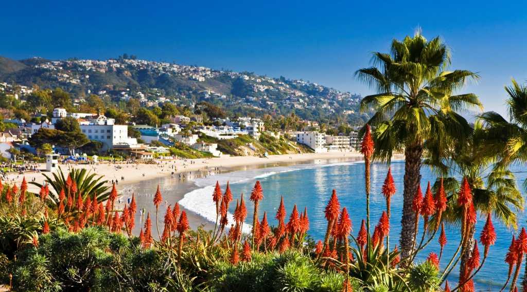 Laguna, California