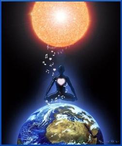 sun medication earth